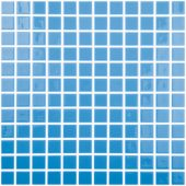 106 2.5CMX2.5CM GLOW IN THE DARK SWIMMING POOL TILE