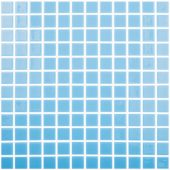 107 2.5CMX2.5CM GLOW IN THE DARK SWIMMING POOL TILE